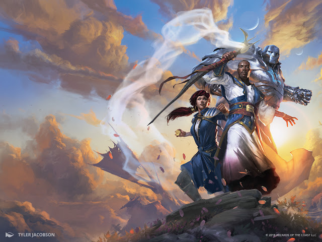 Magic: The Gathering vuelve a sus orígenes en su 25 Aniversario con Dominaria
