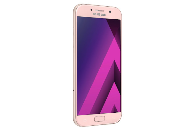 Samsung Announces Galaxy A (2017) series