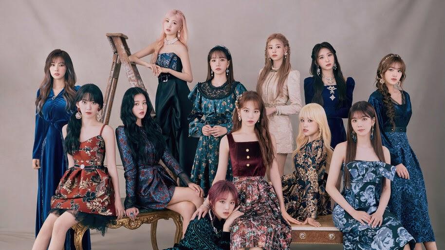 IZ*ONE, All Members, Bloom*Iz, Group, Photo, 4K, #6.614