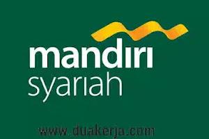 Lowongan Kerja Frontliner PT Bank Syariah Mandiri Terbaru 2019