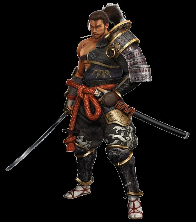 Warriors Orochi 4 Soul Calibur: Depósito Da Render: Soul Calibur