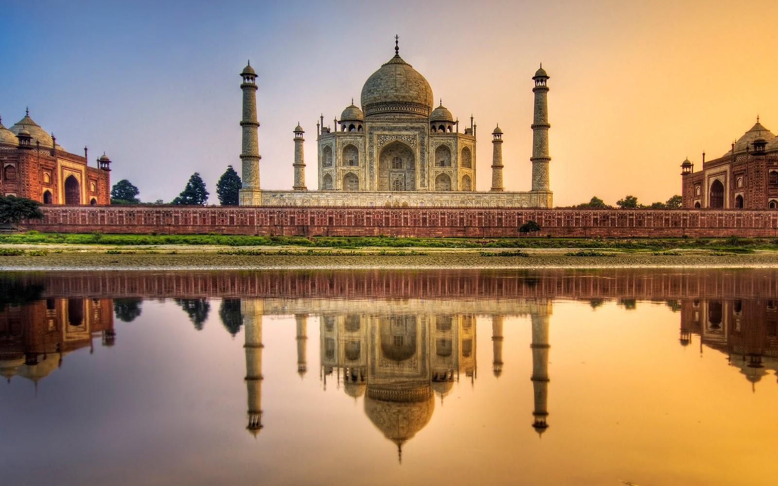 the taj mehal india wallpapers new wonders of the world virtual