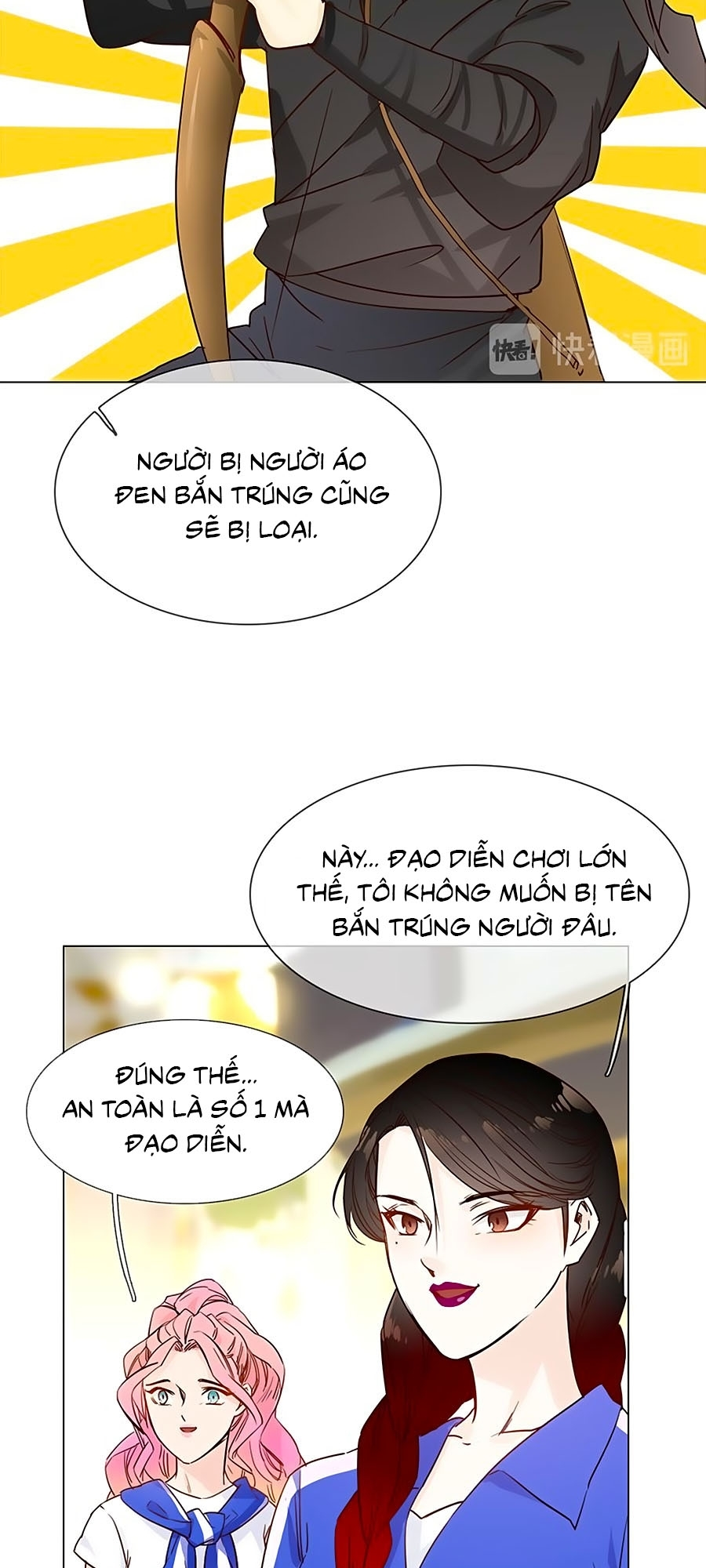 Ngôi Sao Vụn Vỡ Chapter 46 - Trang 37