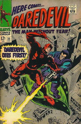 Daredevil #35, the Trapster