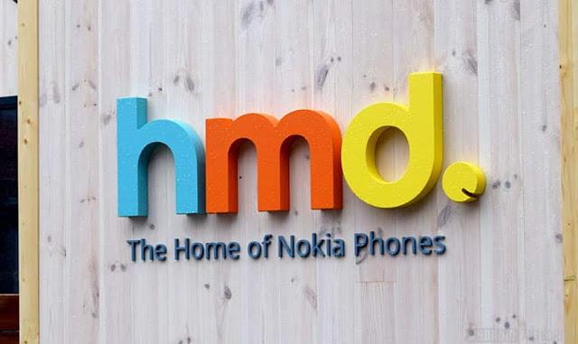 HMD Nokia logo
