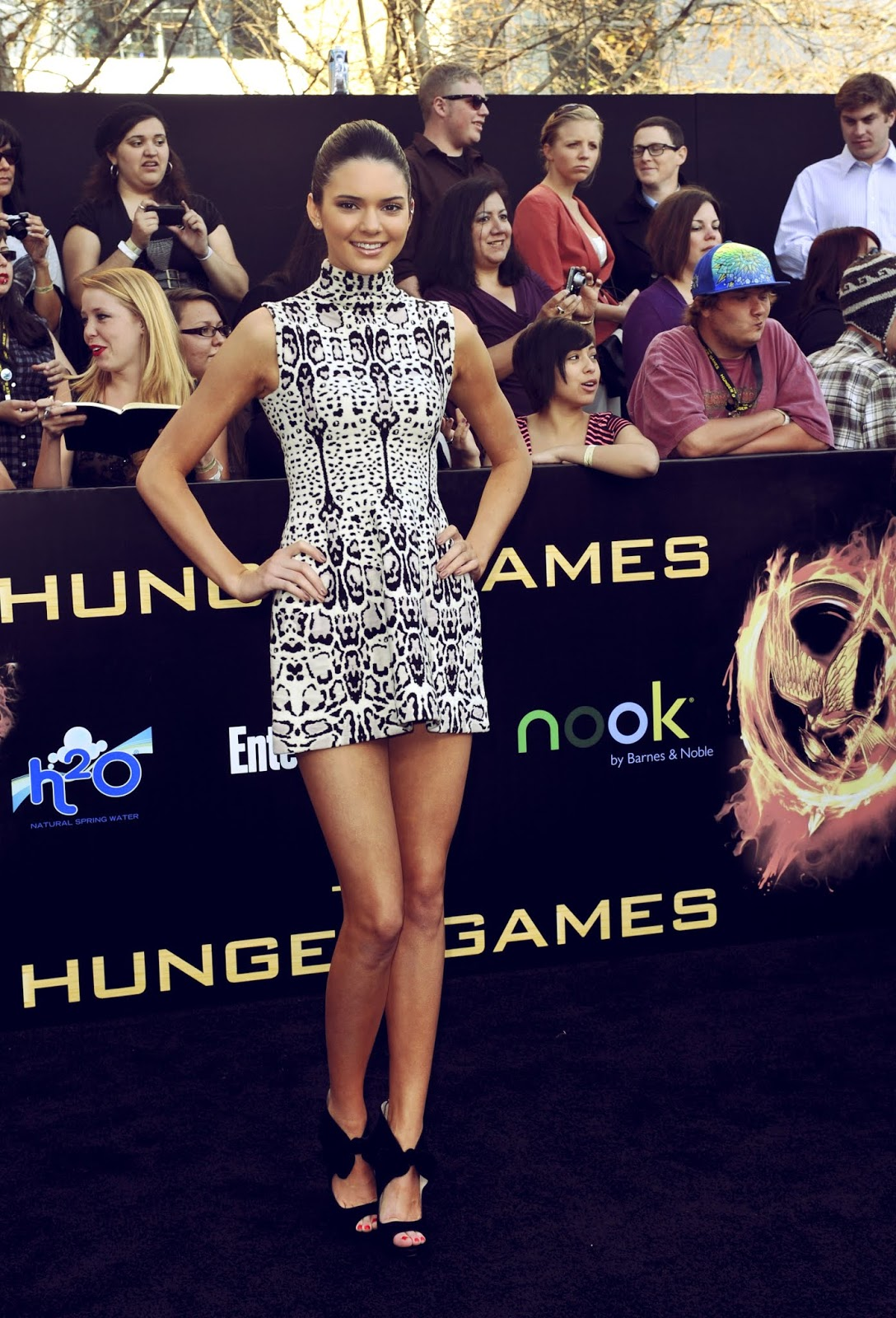 44 - At The Hunger Games Los Angeles Premiere on March 12, 2012