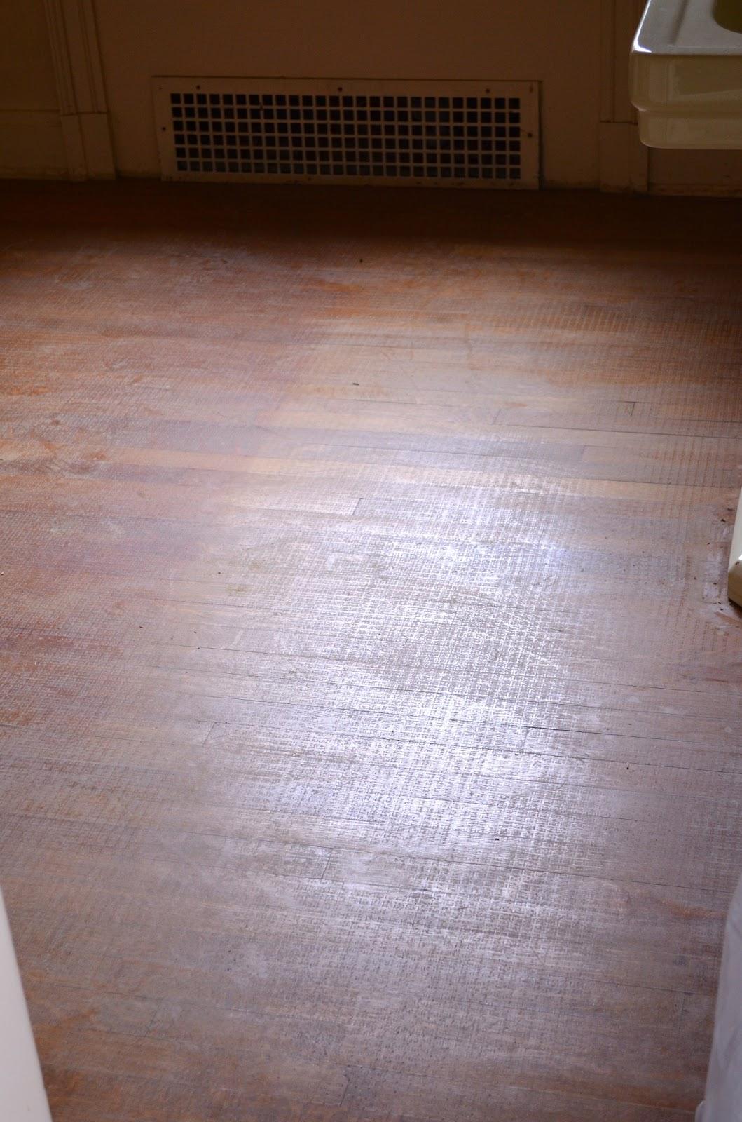 Lisa Mende Design Paint Stripes On Hardwood Floors