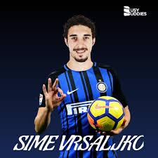 Inter seal €7m loan signing of Vrsaljko from Atletico Madrid