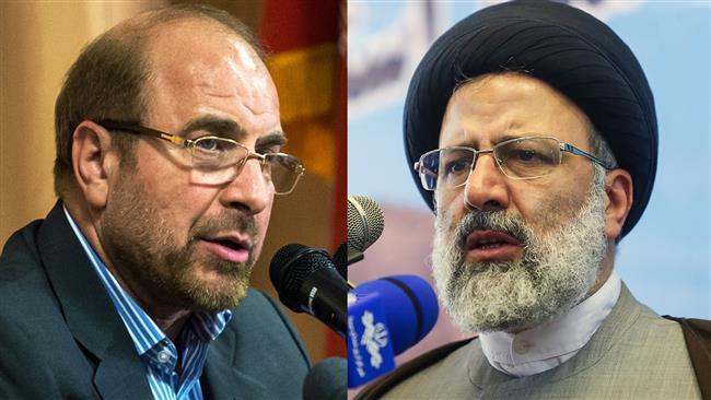 Tehran mayor Mohammad Baqer Qalibaf to quit Iran's presidential race, backs Seyyed Ebrahim Raeisi