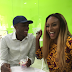 Man finally goes on his dream date with DJ Cuppy 5 months after seeking for 1000 retweets (photos)