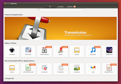 Ubuntu 16.04 Xenial Xerus screenshots gnome software