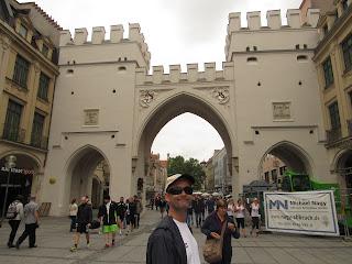 Karlstor O que ver em Munique Alemanha
