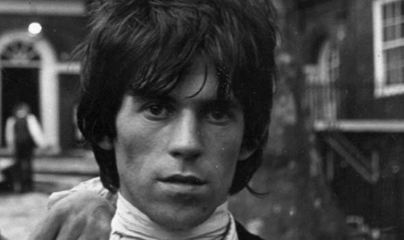 Scott Norton Taylor: Mick Jagger and Keith Richards ageing ...