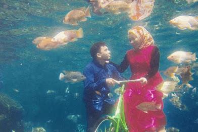 10 Objek Wisata Favorit dan Unik Untuk Foto Prewedding Di Indonesia