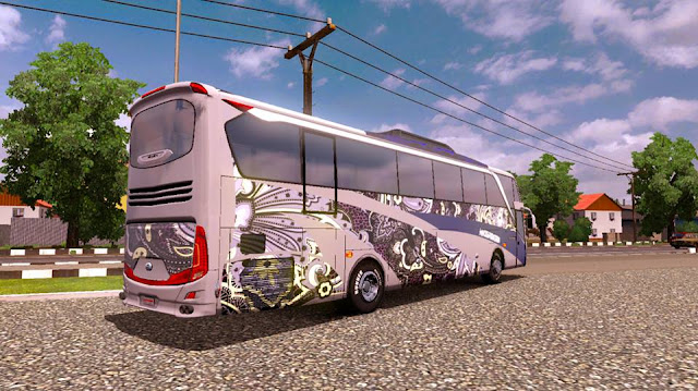 DOWNLOAD MOD ETS2 BUS SHD V8