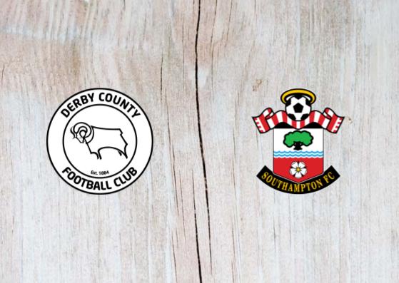 Derby vs Southampton - Highlights 5 January 2019