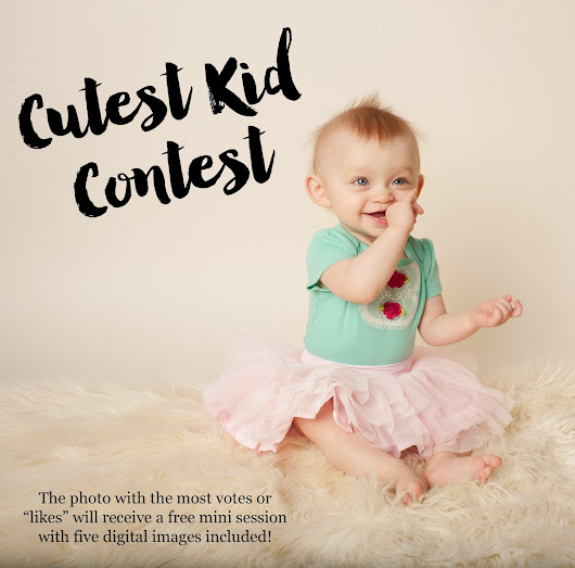 Cutest Kid Contest 2016