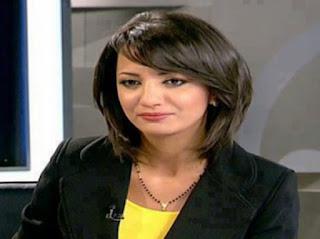 """🔺 مذيعة قناة """"الجزيرة"""" القطرية تسخر من ولي عهد السعودية   """"مفكر حالو الملك آرثر"""" 🔁"""