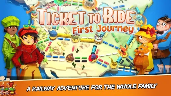 Ticket to Ride: First Journey Apk Free on Android Game Download