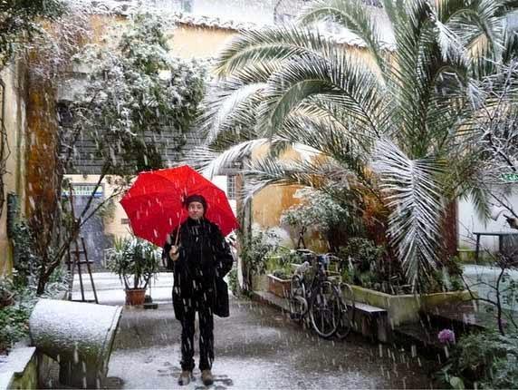 inverno - Clima de Roma