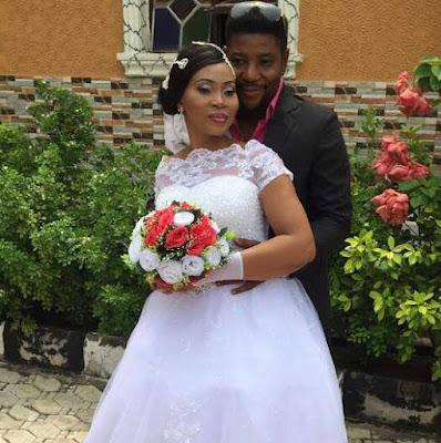 Filmmaker, Lurrenz Onuzilike Weds His Banker Sweetheart (photos)