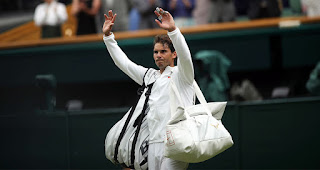 Rafa Nadal Wimbledon Semi-final press conference