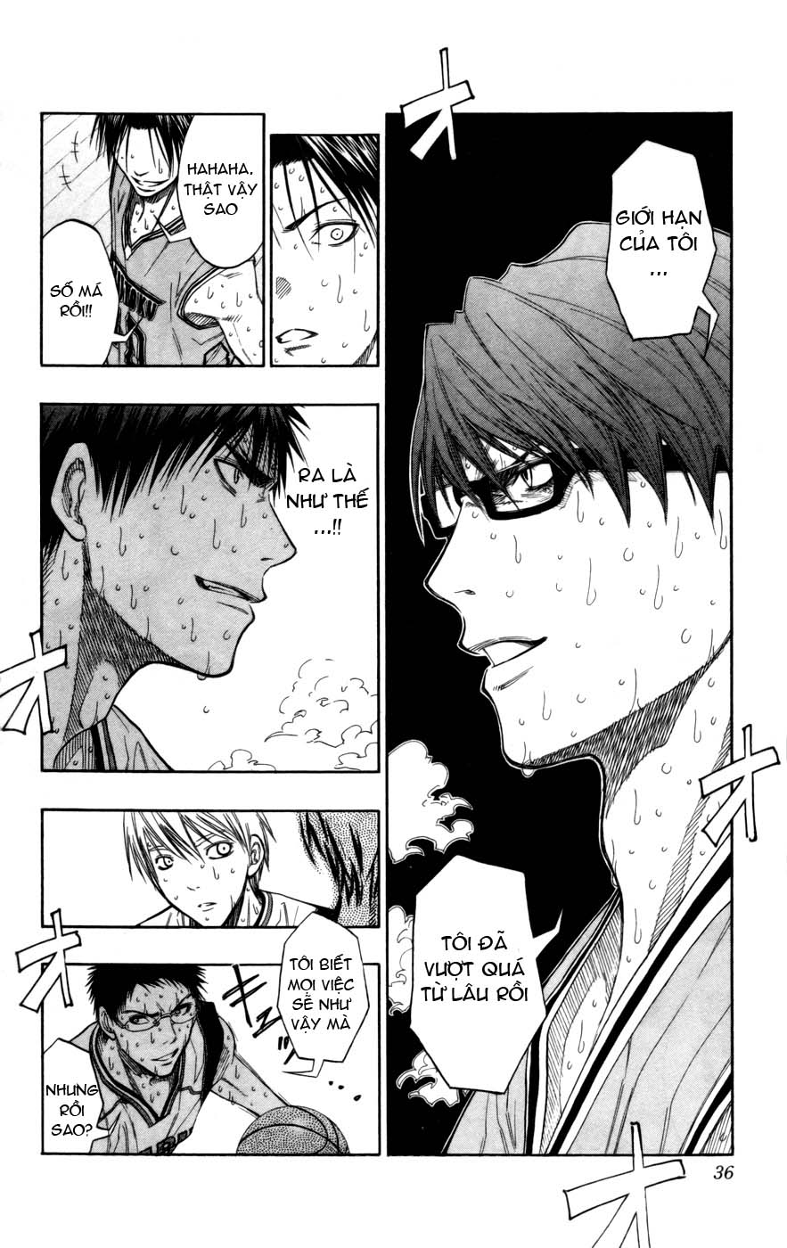 Kuroko No Basket chap 091 trang 12