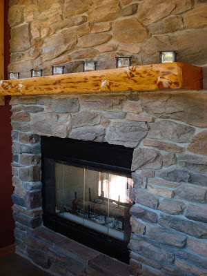 Barn Beams Fireplace Mantels