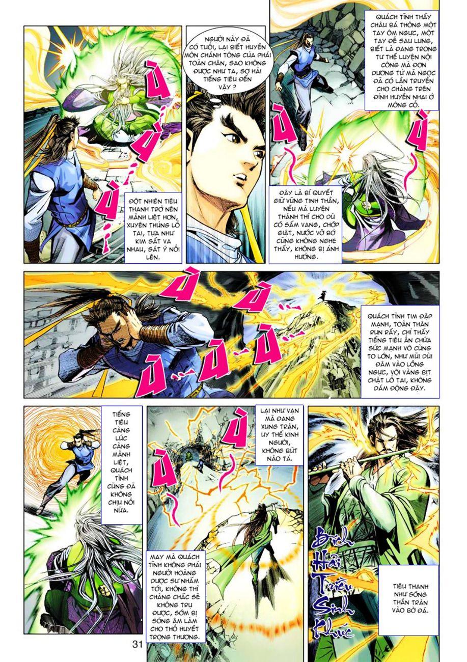Anh Hùng Xạ Điêu anh hùng xạ đêu chap 39 trang 30