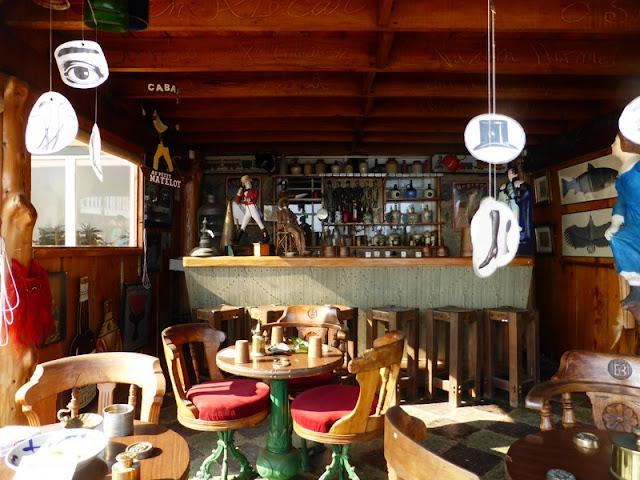 La Cantina de Isla Negra donde Neruda celebraba las Fiestas Patrias con sus amigos