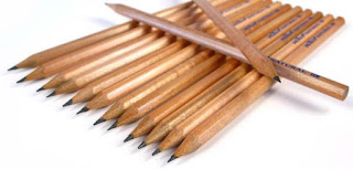 Mengenal Pensil Sebagai Salah Satu Alat-alat Tulis