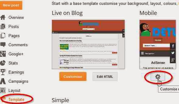 How to Add Related Post Widget in Blogger Mobile Version
