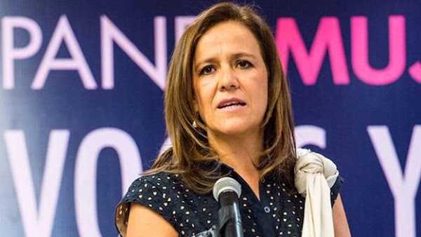 Estoy lista para ser presidenta: Margarita Zavala