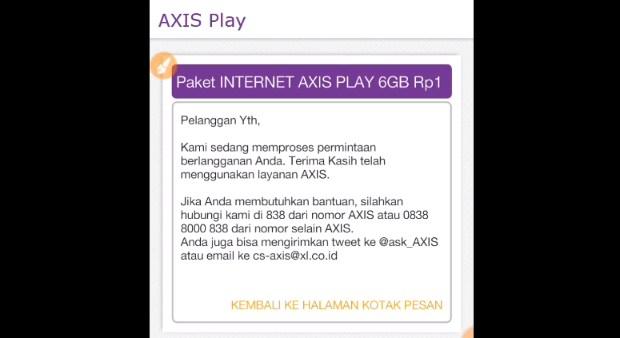 Memilih Promo Yang Ada Untuk Dapatkan Paket Axis Murah 2