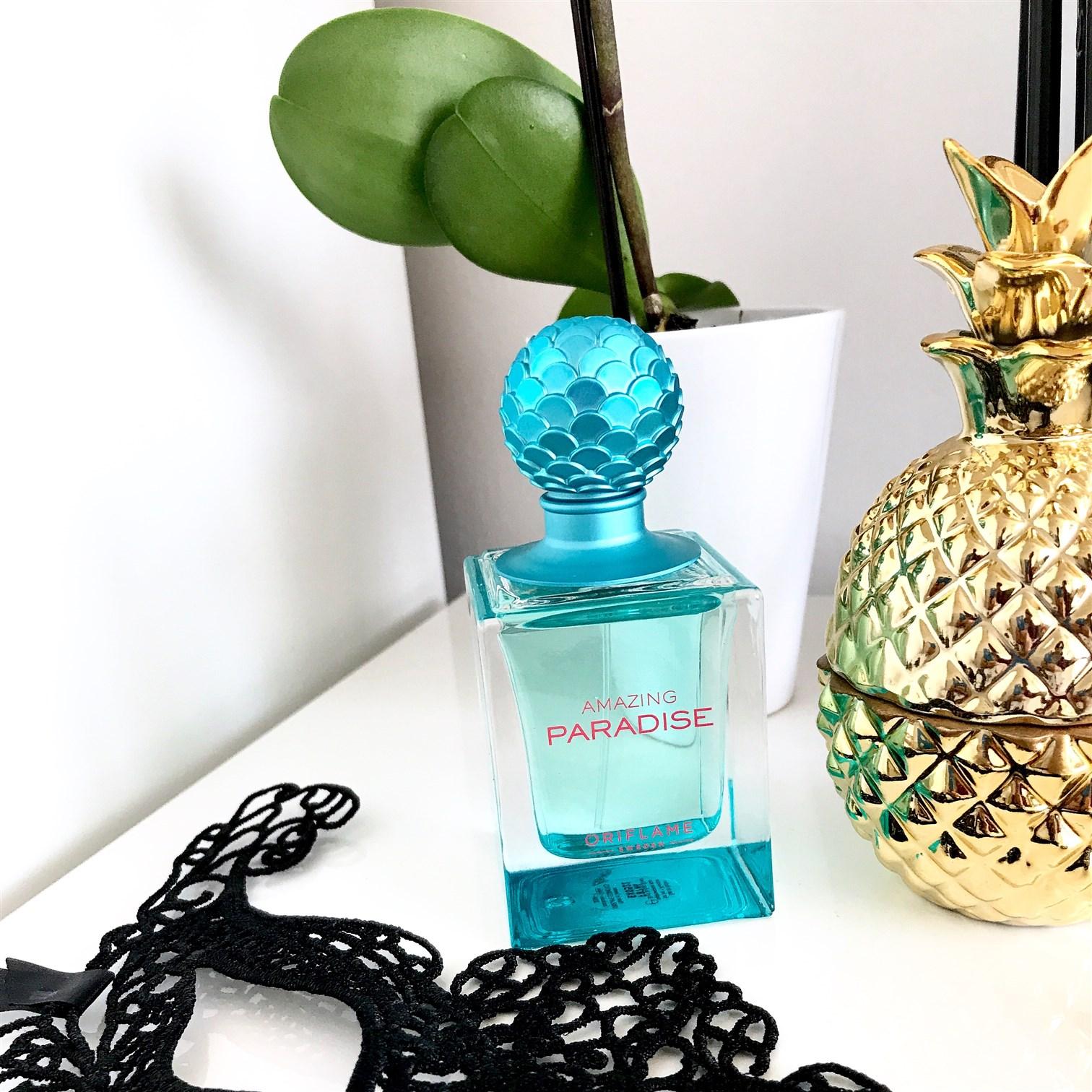 zdjęcie przedstawiające perfumy Oriflame Amazing Paradise