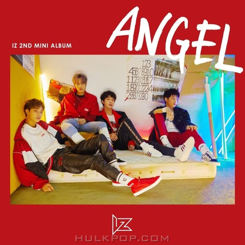 IZ – 2nd Mini Album 'ANGEL'