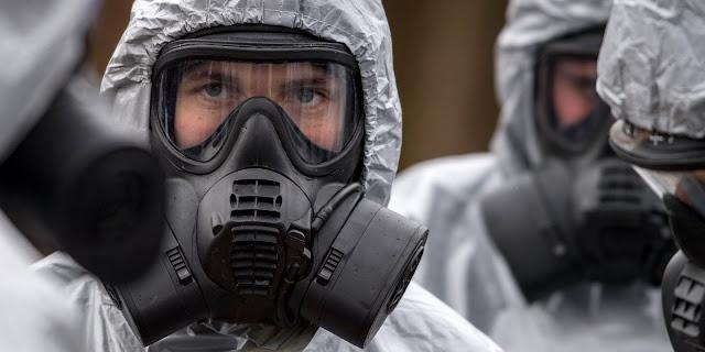 Ternyata Racun Mematikan Ini Yang Dipakai Untuk Menghabisi Eks Mata-mata Rusia...