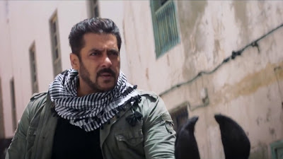 Salman Khan HD Picture In Tiger Zinda Hai Movie