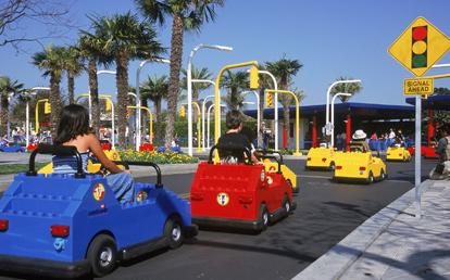 Dicas sobre o que encontrar na Legoland Califórnia