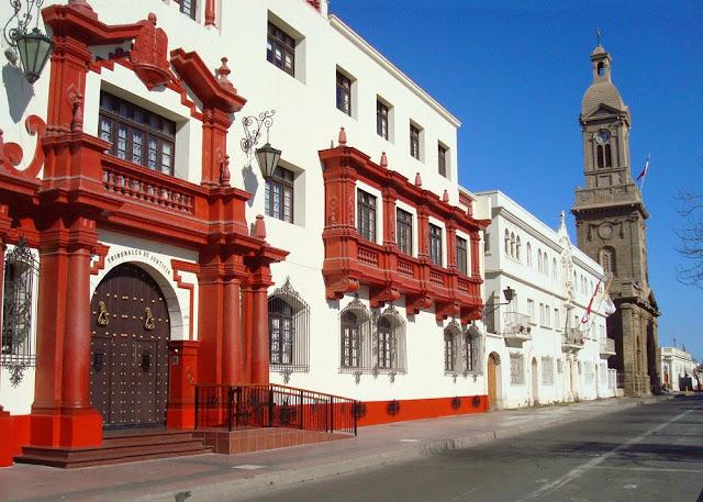 Centro histórico de La Serena