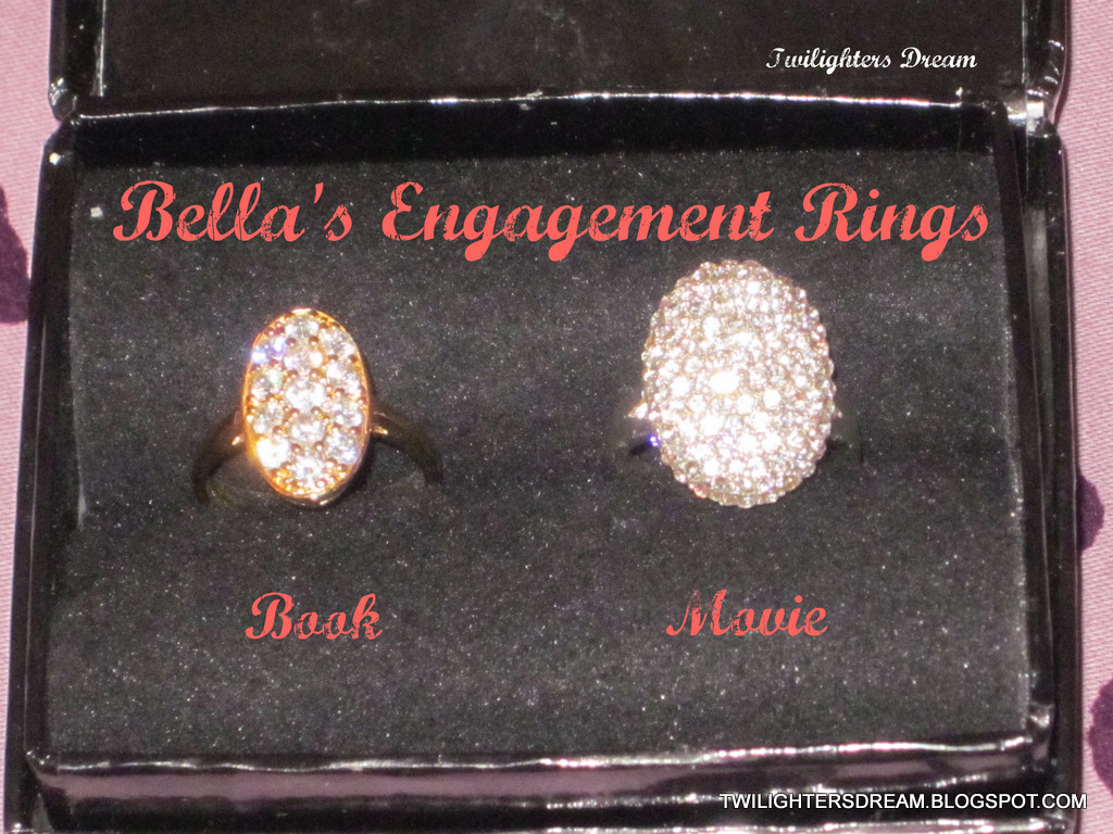 Twilighters Dream Bellas Rings