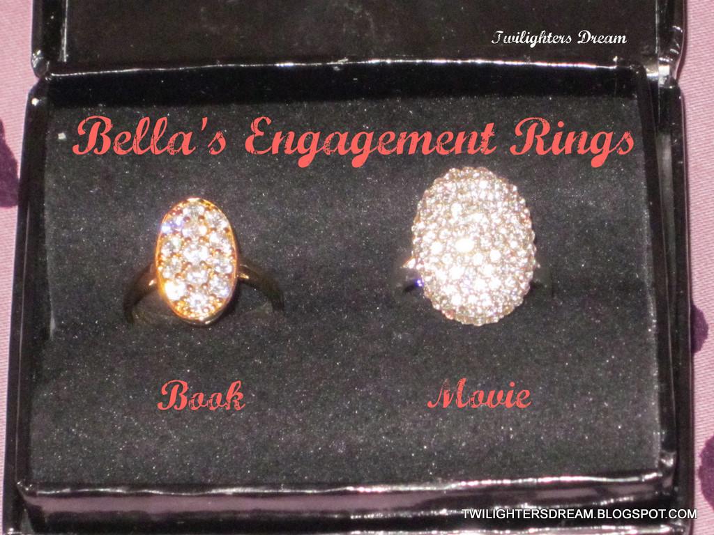 Twilighters Dream Bella S Rings
