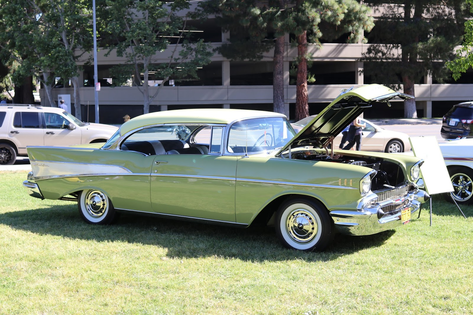 Covering Classic Cars Los Angeles Buick Club All GM Car Show - Socal car shows