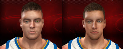 Download NBA 2K13 David Lee Cyber Face Patches