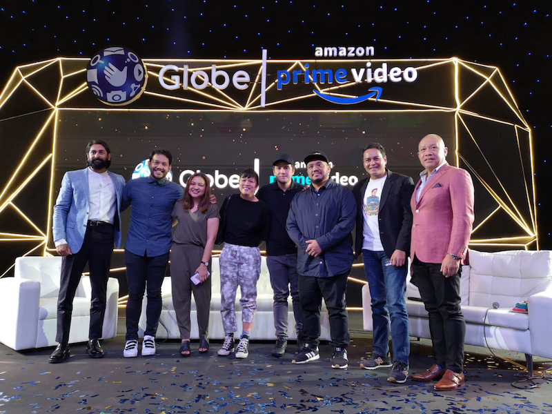 You can now get Amazon Prime Video and Twitch Prime via Globe Postpaid plans