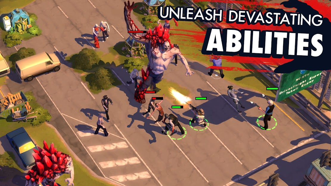 Zombie Anarchy: Survival Strategy Game (Gameloft SE)