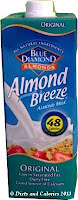 Blue Diamond Almond Breeze Almond Sweetened Milk