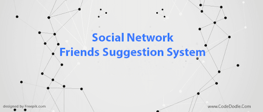 Social Network Friends Suggestion System using PHP, MySQL and jQuery