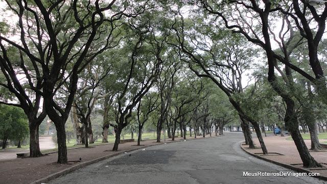 Parque Rodó - Montevidéu, Uruguai