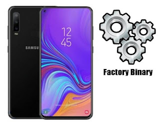 Samsung Galaxy A60 SM-A6060 Combination Firmware